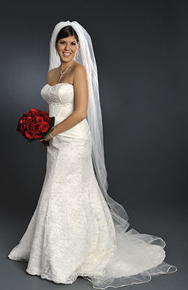 Broadway Gown Care Center - Bride in Dress