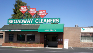 Broadway Wedding Gown Care Center / Broadway Cleaners Storefront
